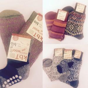 Socken in Bio-Qualität